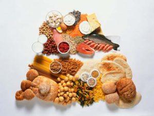דיאטת פרוטאין בתוספת פחמימות