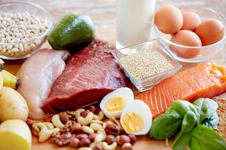 דיאטה מזינה לעלייה במשקל