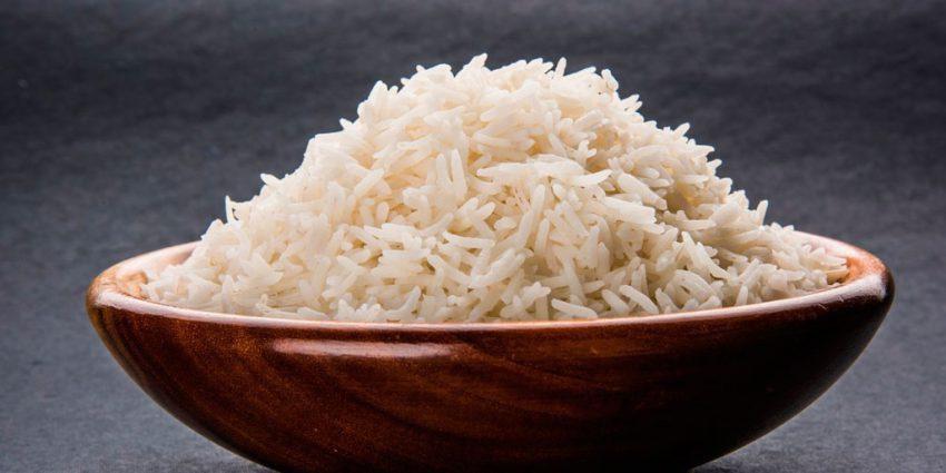 תכולת הקלוריות של אורז מבושל