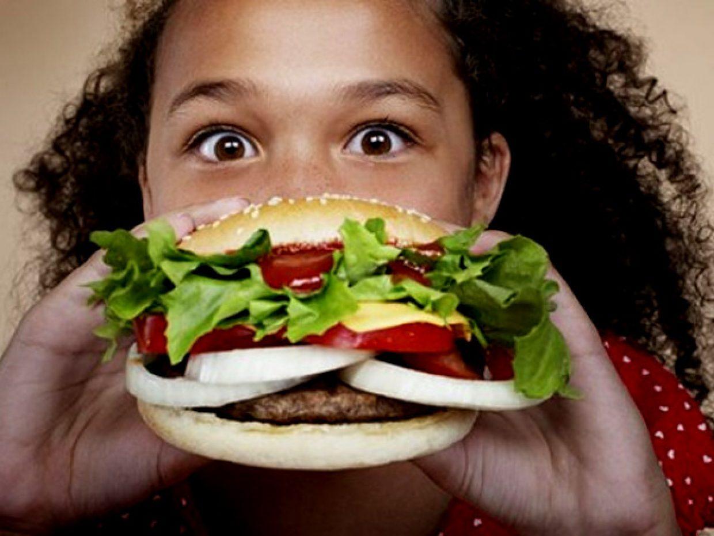 דיאטה לאוהבי מזון מהיר